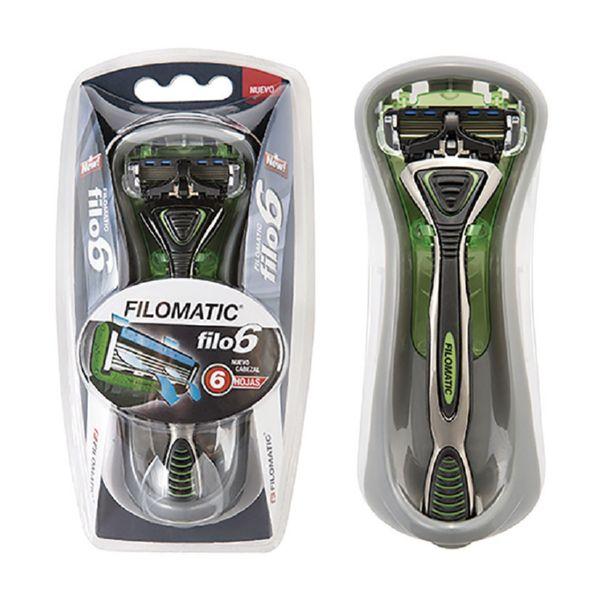 Maquinilla de afeitar Filo 6